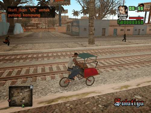 GTA San Andreas Extreme Indonesia Full Mod 3