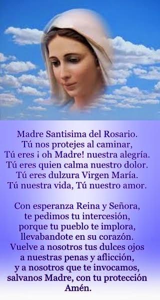 Madre María.
