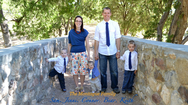 The Montague Family