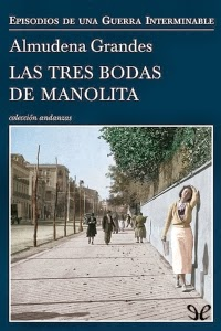 Las tres bodas de Manolita - Portada