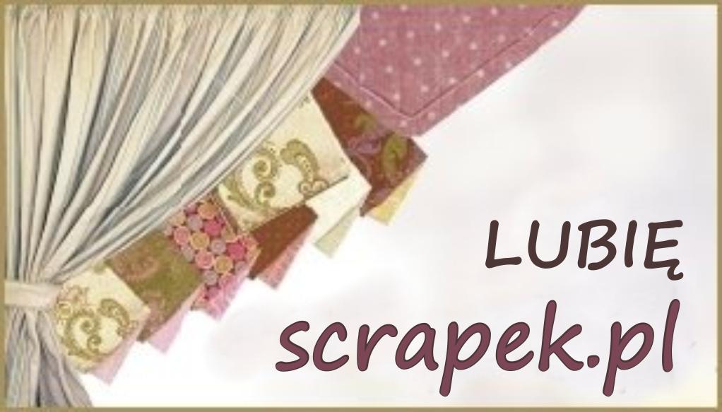 Lubię Scrapek.pl