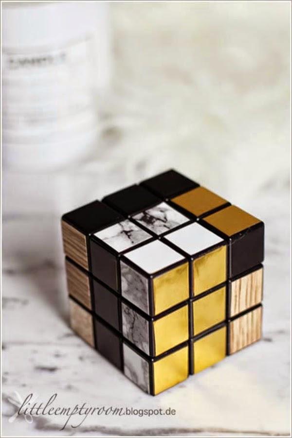 Modern Rubik S Cube Diy Hege In France