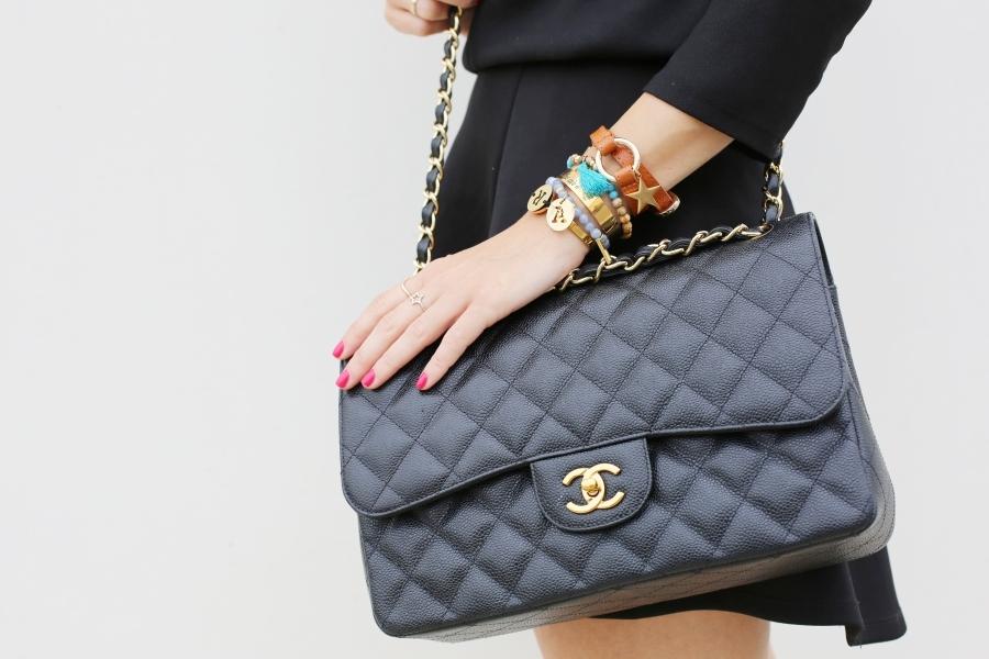 Bolso Chanel 255