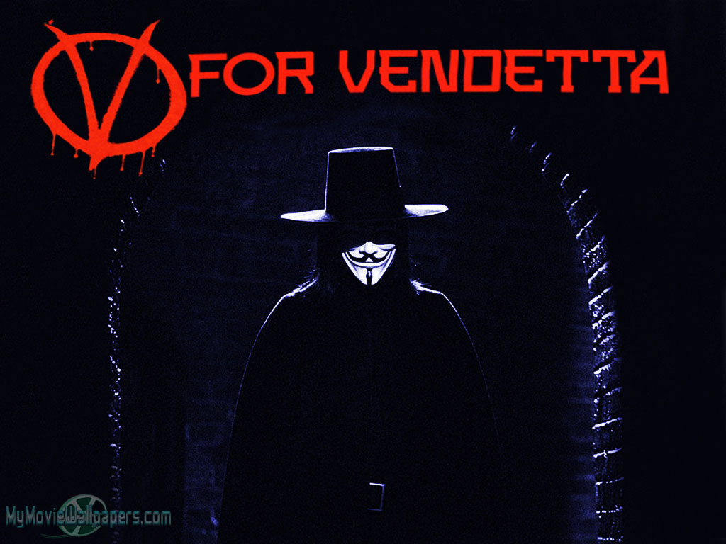 V For Vendetta Background