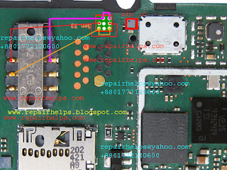 nokia c1-01 insert sim card solution