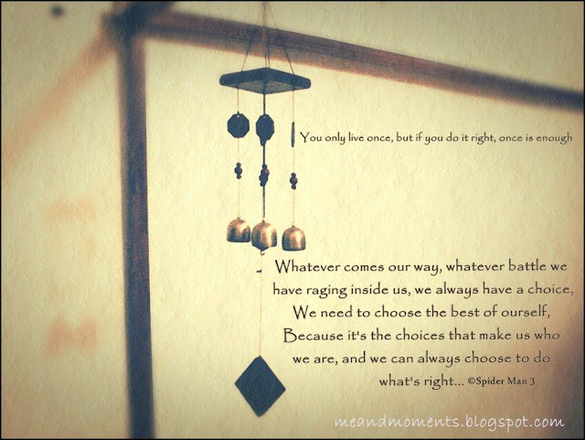 Wind chimes, Wind chimes quotes, life quotes