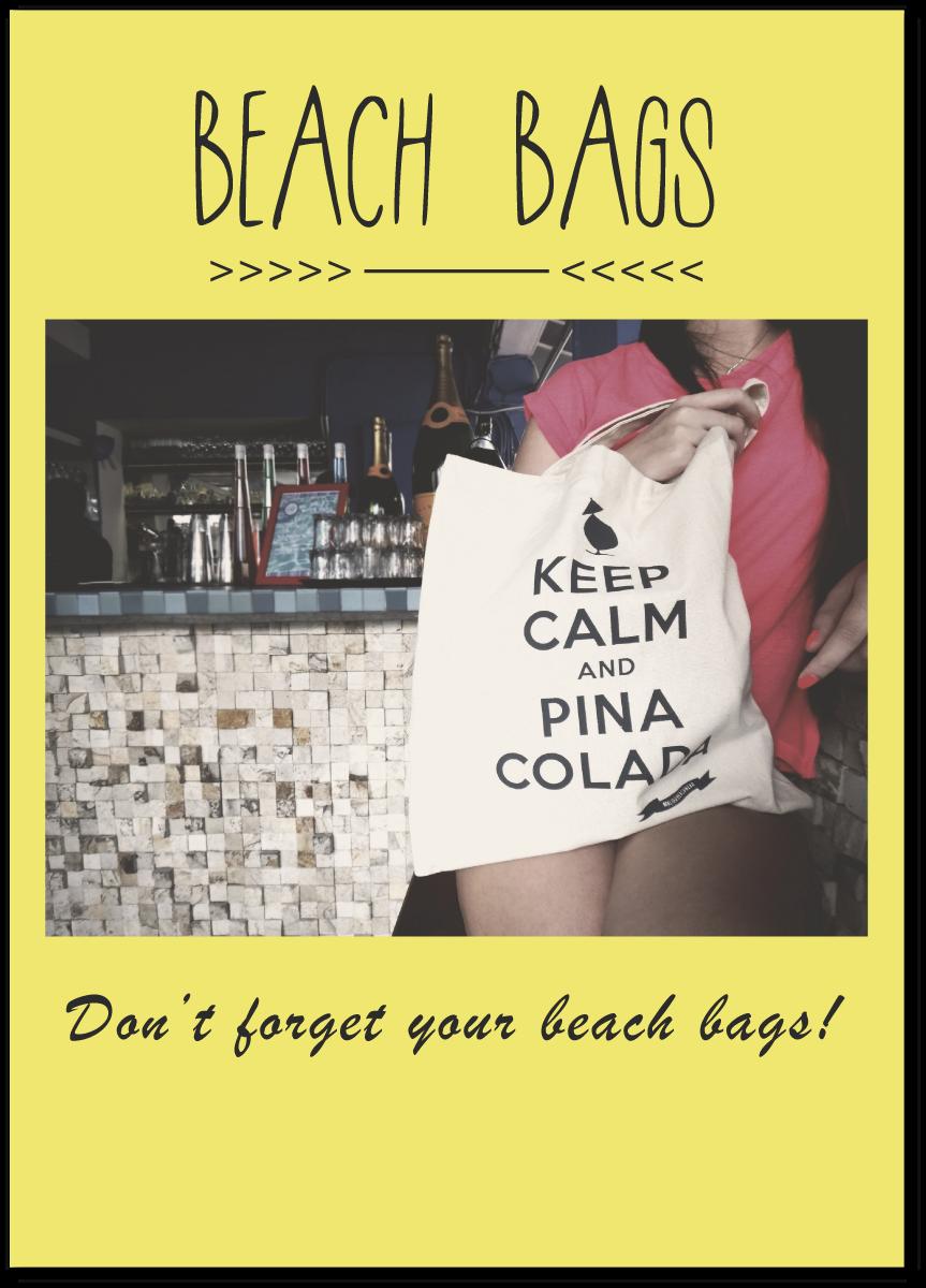 MB Beach Bags