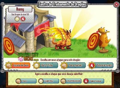Dragão Sol - Informações
