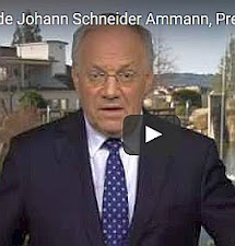 Bundesrat Schneider-Ammann über Humor