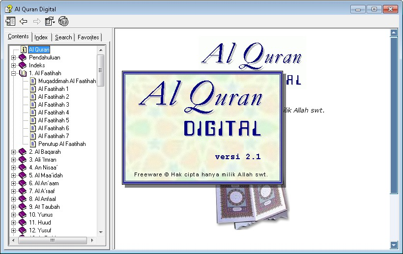 Download Al Quran Digital Gratis