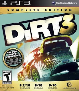 Dirt 3: Complete Edition (PS3/Xbox)