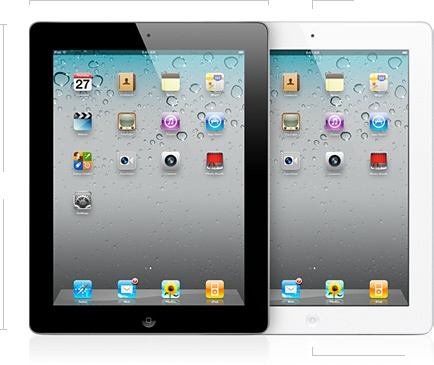 Apple iPad 2 - Apple ipad 2
