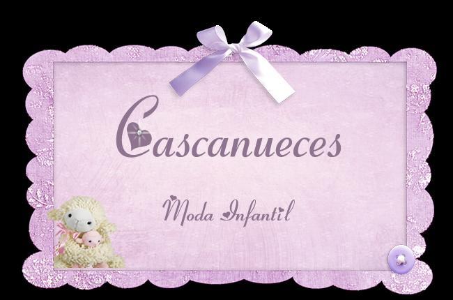 CASCANUECES MODA INFANTIL