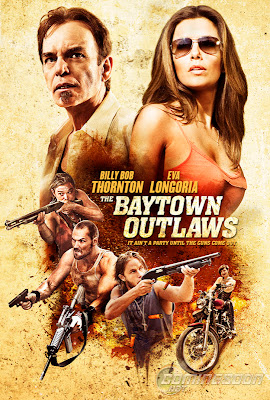 Filme Poster The Baytown Outlaws DVDRip XviD & RMVB Legendado