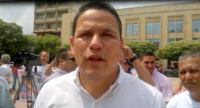 Por FronteraNOTICIAS habla Jorge Acevedo en lanzamiento del Movimiento Político Todos por Cúcuta 2016-2019
