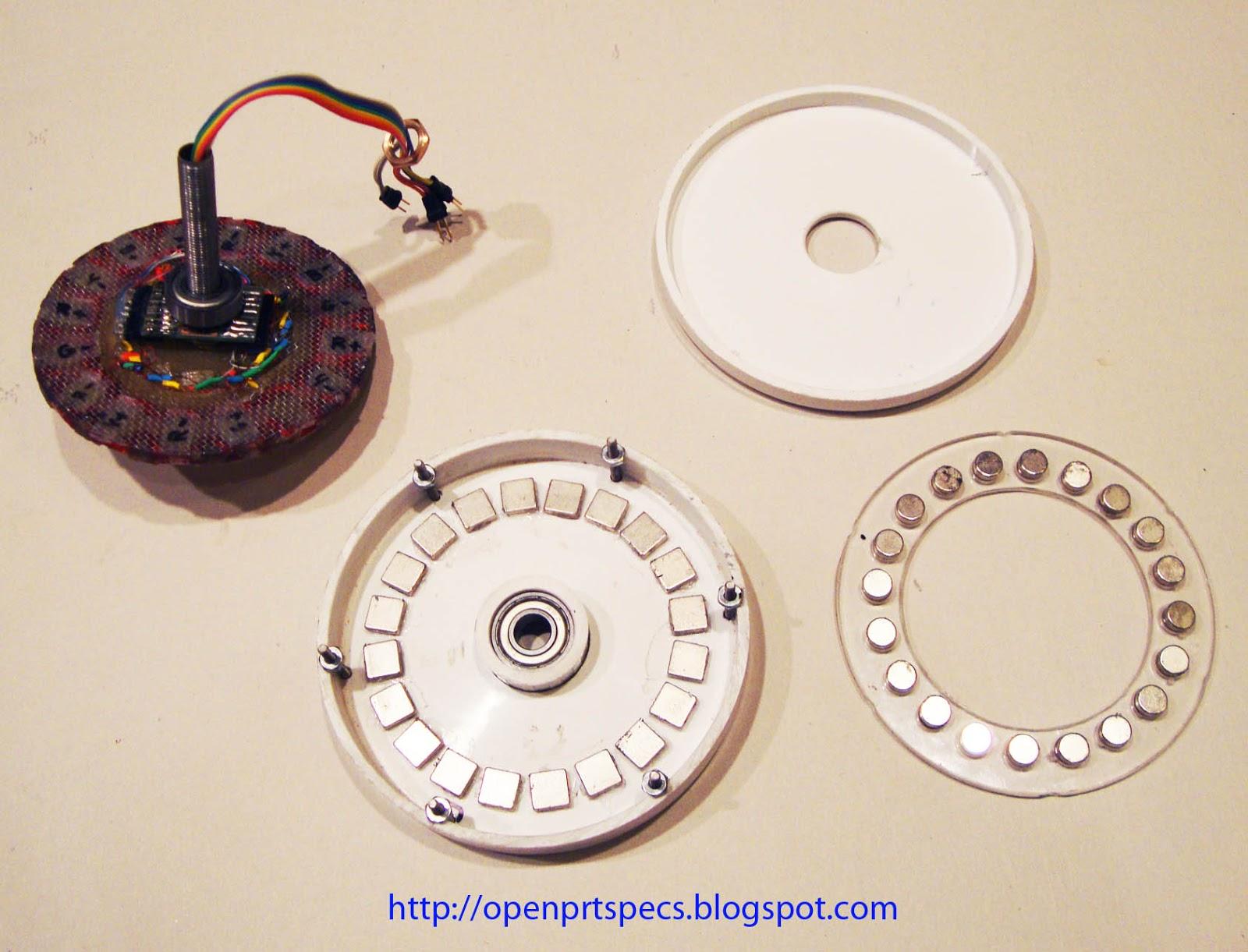 Axial Flux Motor Diy Crafts