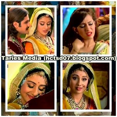 20 Foto Best Scene Jodha Akbar Episode 250, Beautiful Paridhi as Jodha, Mesranya…