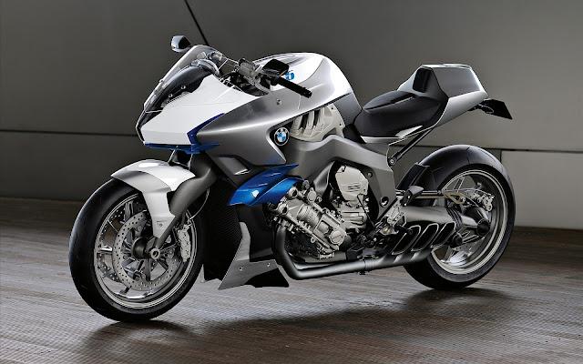BMW Motor Bike Concept