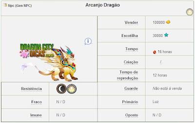 Dragão Arcanjo
