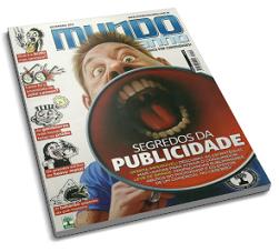 Capa Revista Mundo Estranho   Dezembro de 2011   Ed. 119