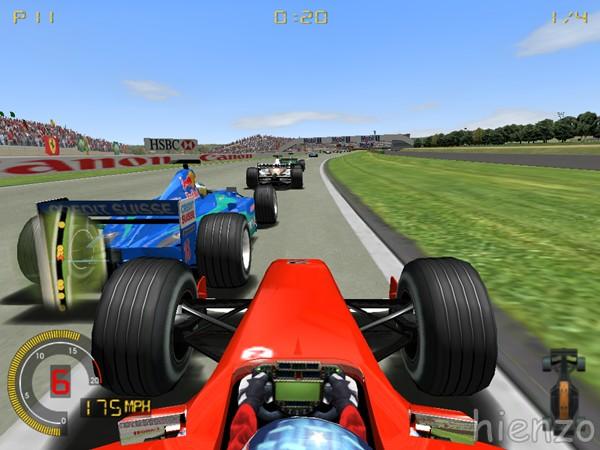 Geoff Crammond's Grand Prix 4 PC Game