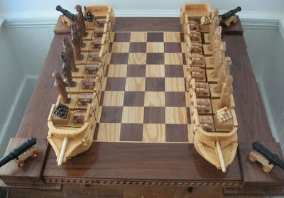 Creative and Unusual Chess Sets (20) 10