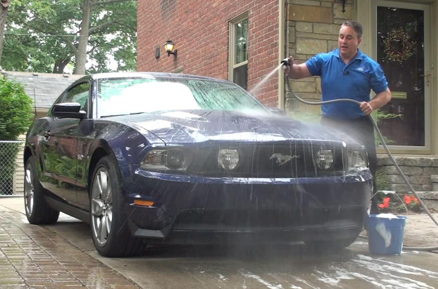 Can You Wash A Car In The Winter