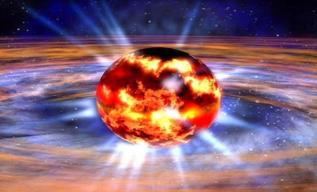 Άστρα φτιαγμένα από άγνωστη ύλη.