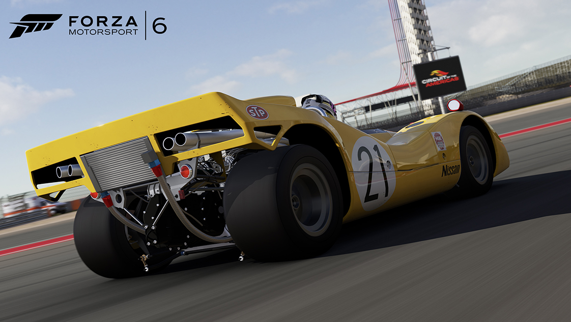 Forza Motorsport 6 Liste Des Vehicules Mise A Jour