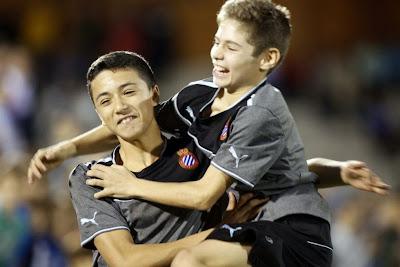 SPANISH FOOTBALL ALEVIN
