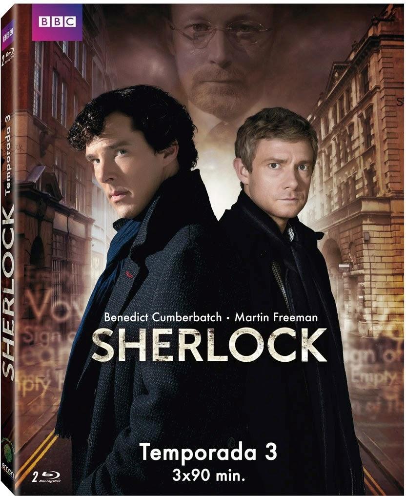 Sherlock (Tercera temporada)
