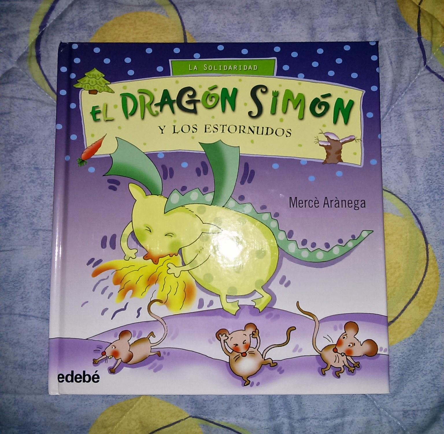 El Dragón Simón y los estornudos