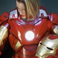 Pepper Pots luce armadura en este spot de Iron Man 3