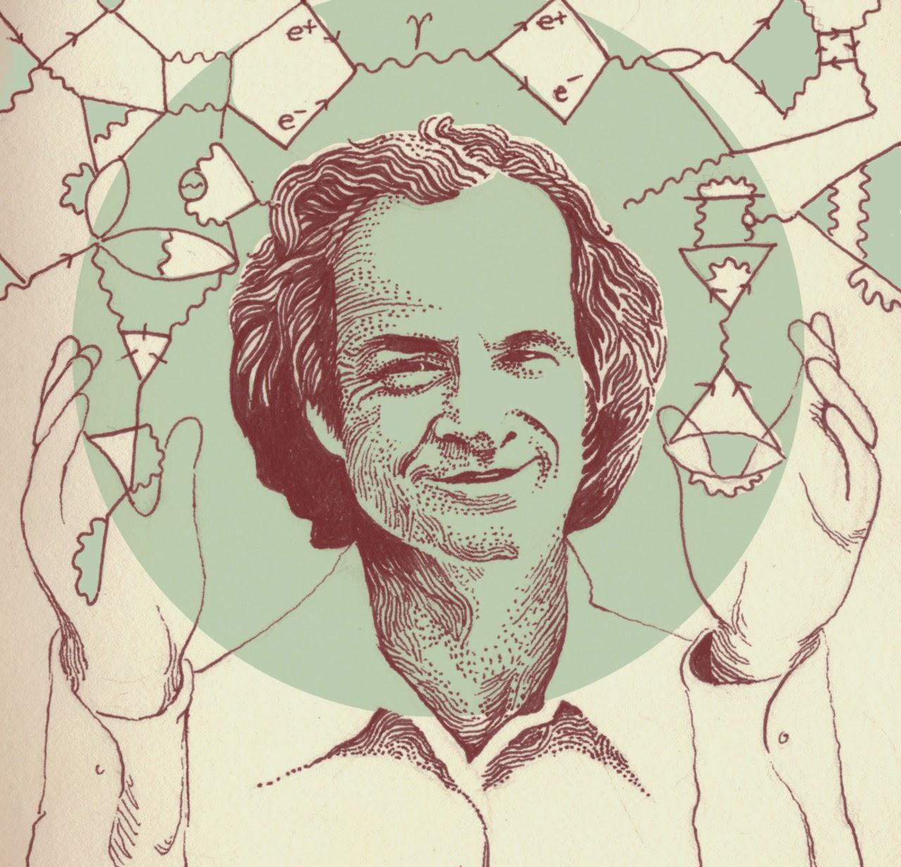 feynman electrodinamica cuantica