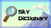 Sky Dictionary