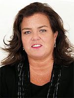 Picture of Comedian Rosie O'Donnell
