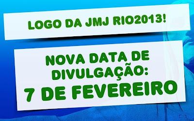Logomarca oficial da JMJ Rio2013 será lançada dia 7 de fevereiro