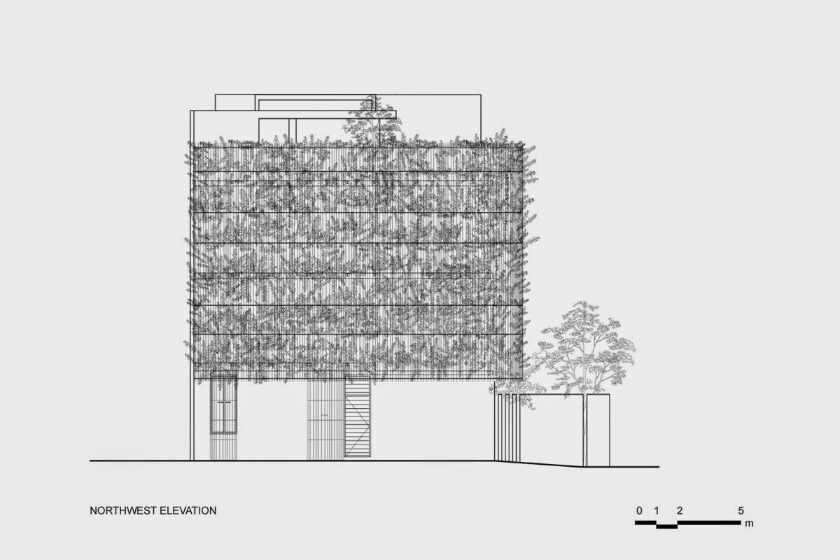 konsep-green fall-unsur-alami-segar-dan-asri-pada-desain-fasad-rumah-ruang dan rumahku-019
