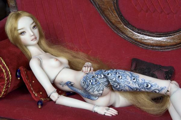 Doctor Ojiplático. Marina Bychkova. Enchanted Doll. Princesas de Porcelana