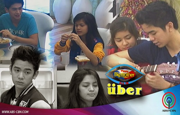 Pinoy Big Brother Update: PBB All In Episode July 23, 2014 #uberTEXTMOKO