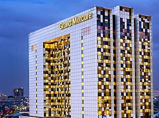 Harga Hotel bintang 4 di Jakarta - Grand Mercure Jakarta Harmoni Hotel