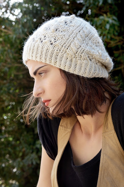 http://www.purlalpacadesigns.com/product/camilla-hat-knitting-kit/