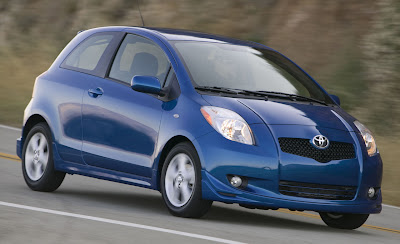 2007 Toyota Yaris Sedan Review Manual