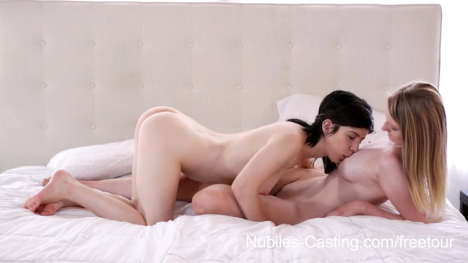 Teen Threesome Anal Creampie