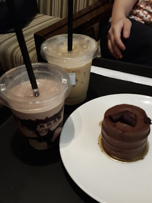 Coffees and Cakes at Djournal Coffee Bar Mall Puri Indah