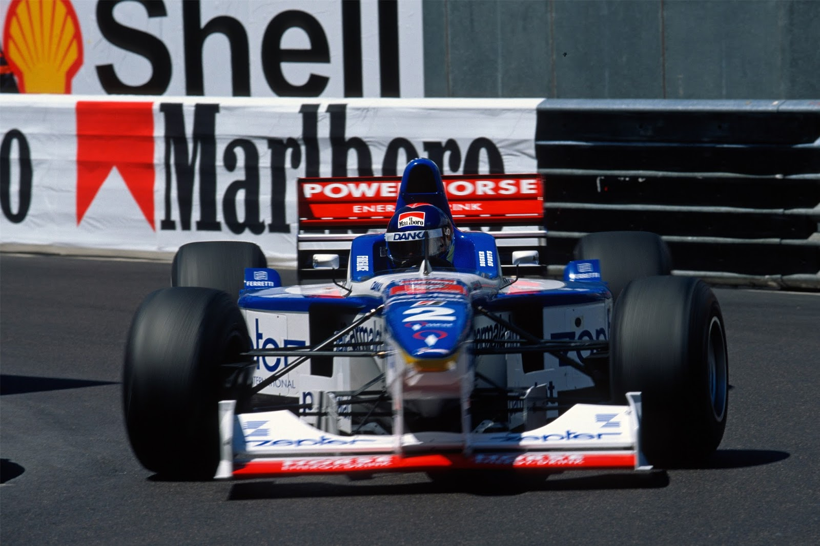 Re: Temporada 1997 de Fórmula 1