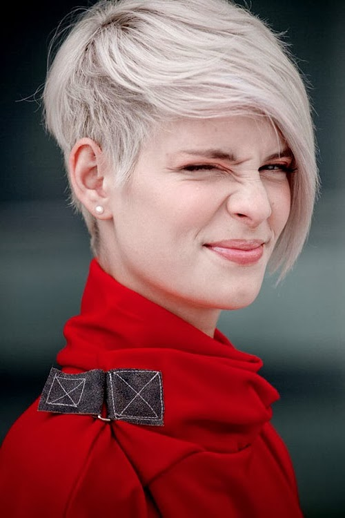 cute hairdos for short hair girls