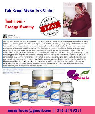 pemakanan sihat ibu hamil