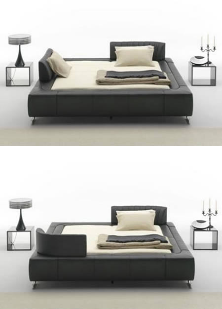 10 Most Creative Headboards And Bed Frames Black Hair