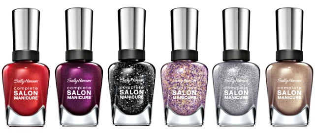 Preview Sally Hansen Guilty Pleasures - limited Edition (LE) - November 2014